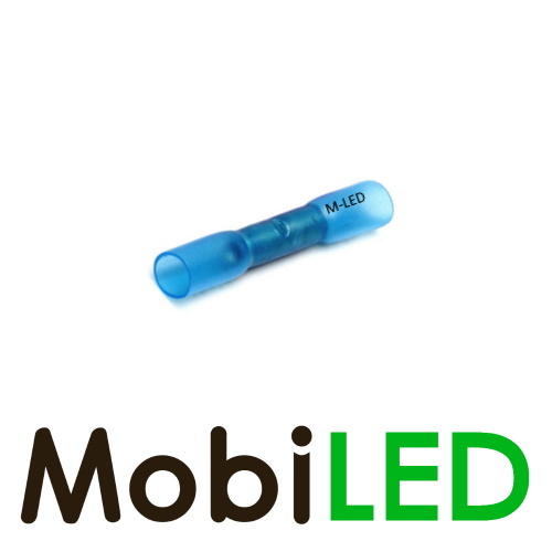 M-LED 100x M-LED PVC Kabelverbinder 1.5-2.5mm² blauw