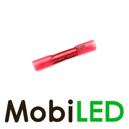 M-LED 100x M-LED PVC Kabelverbinder 0.5-1.5mm² rood