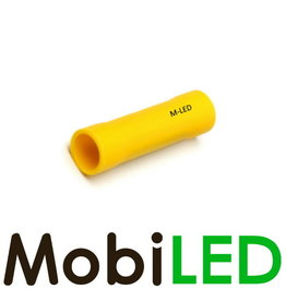 M-LED 100x Rond femelle 4-6mm² jaune