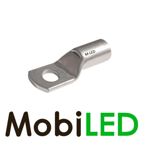 M-LED 10x M-LED Cosse à sertir batterie câble 50mm², 10mm trou