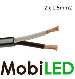 ADR Câble de connexion  plat 2 fils 2 x 1.5mm2