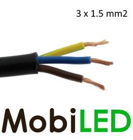 Câble de connexion 3 fils 3 x 1.5mm2