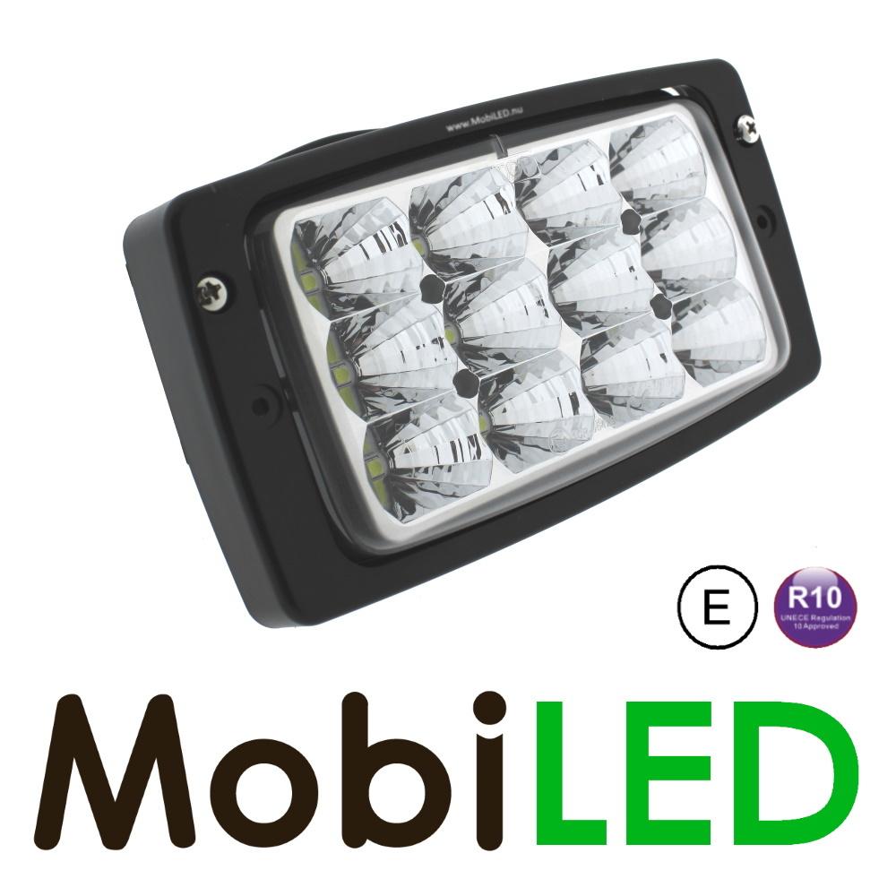 M-LED Inbouw werklamp 90 watt EMC (LED vervangingsunit Hella)