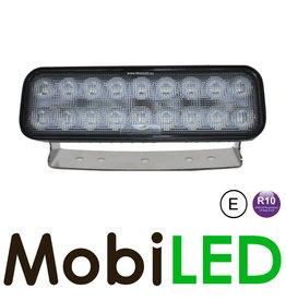 M-LED Werklamp 18w mini ledbar breedstraler
