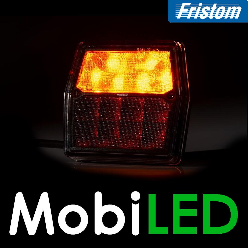 Fristom Compact achterlicht 12 volt  3 functies  Fristom  FT-222 kabel