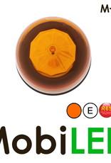 M-LED Amber zwaai/flits lamp met 8 patronen R65 gecertificeerd flexibele opsteek