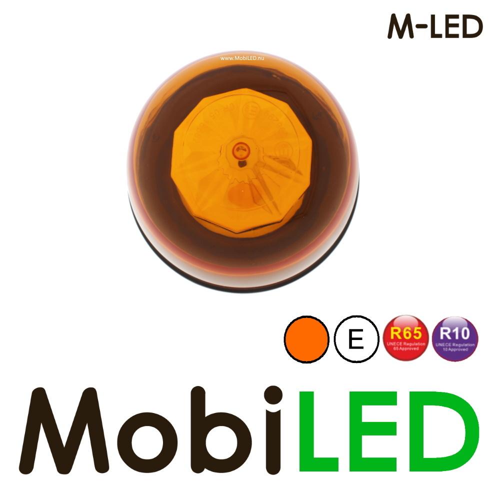 M-LED Amber zwaai/flits lamp met 7 patronen R65 gecertificeerd flexibele opsteek