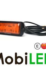 WAS WAS Flash ambre 2 motifs IP6K9K E-Marque