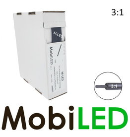 M-LED 3:1 Krimpkous rol 5m met lijmlaag (12.7→4.2mm)