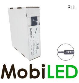 M-LED Tubes thermorétractables 3: 1 avec adhésif rouleau 5m(12.7→4.2mm)