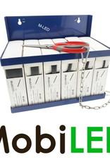 M-LED Krimpkous dispenser met schaar