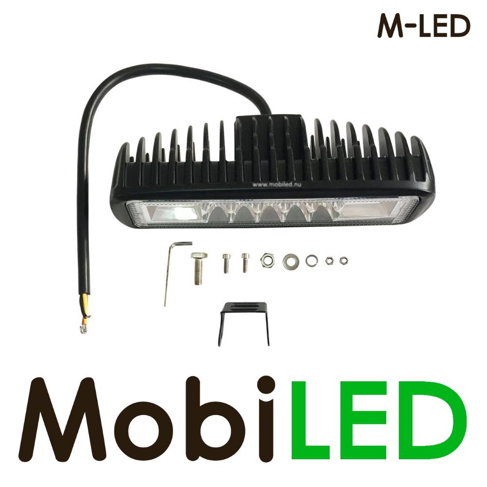M-LED Lampe de travail avec flash blanc
