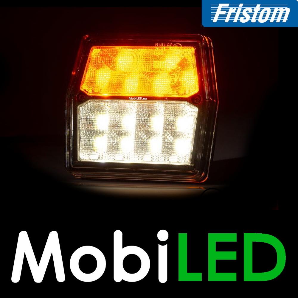 Fristom Compact 12 volt front positielicht 2 functies FT-225 Bajonet