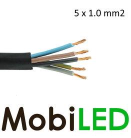 Câble de connexion 5 fils 5 x 1mm2