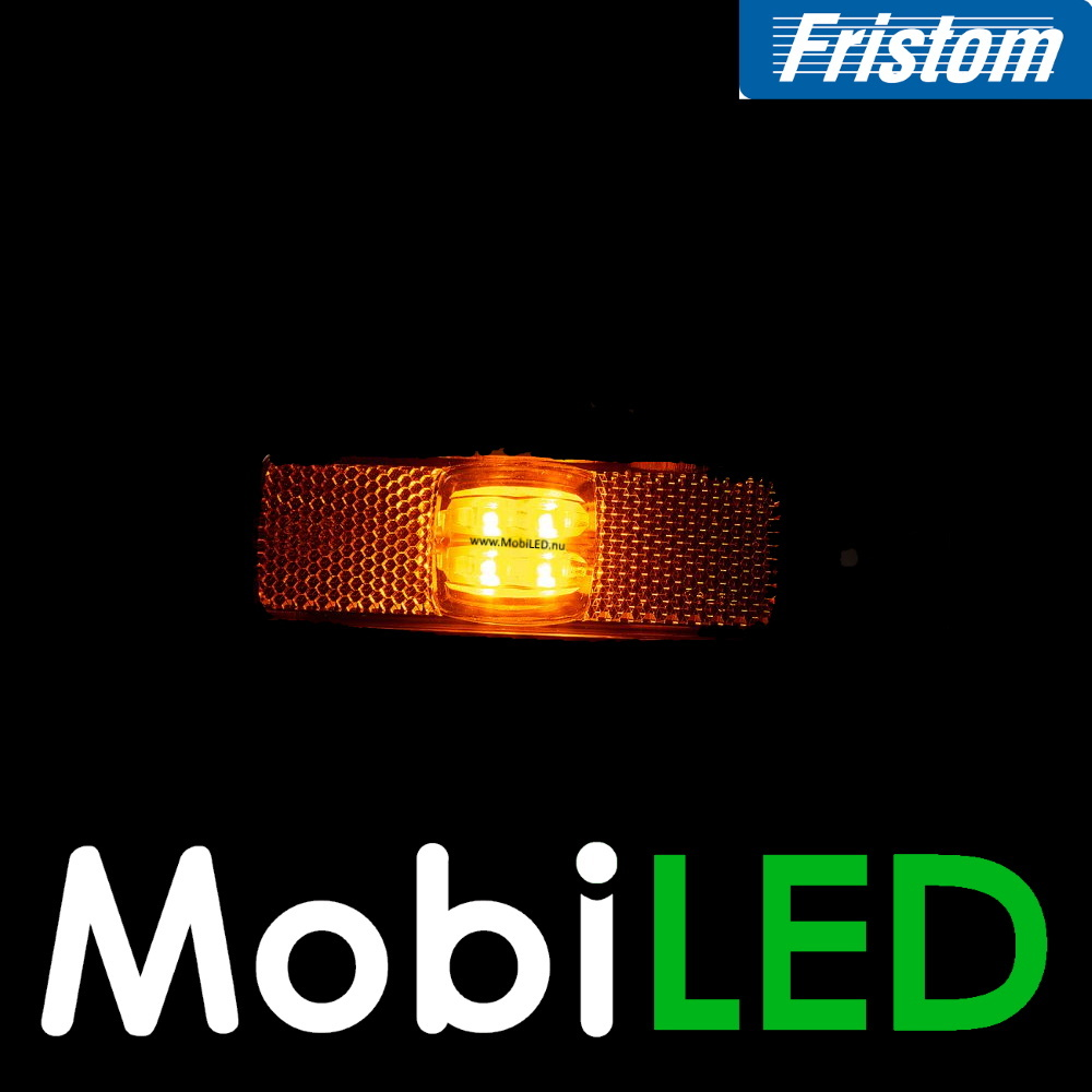 Fristom Fristom marqueurs latéraux centre ambre