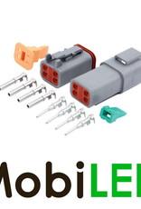 Deutsch DT-serie 4 pins connector
