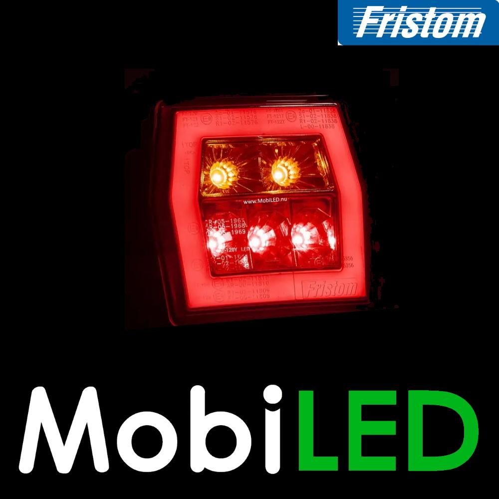 Fristom Fristom NEON look 6-kant positielicht 3 functies E-keur