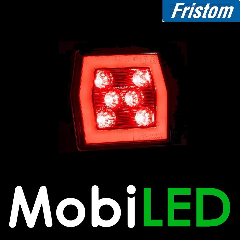 Fristom Fristom NEON look 6-faces feu de brouillard 2 fonctions E-mark