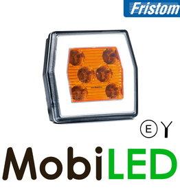 Fristom Fristom NEON look 6-kant positielicht 2 functies