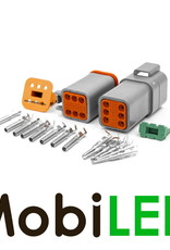Deutsch DT-serie 6 pins connector
