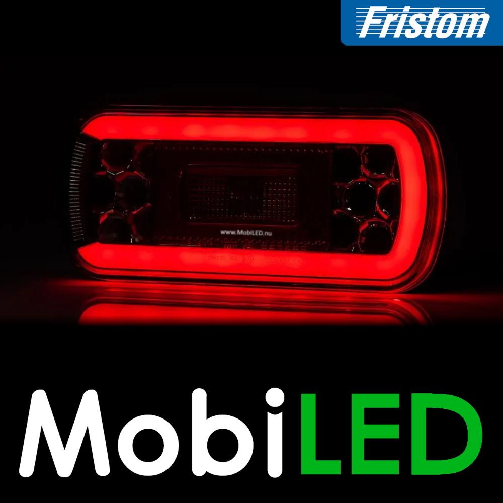 Fristom Neon achterlicht 4 functies (mist)