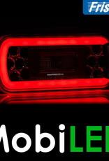 Fristom Neon achterlicht 4 functies (achteruit)