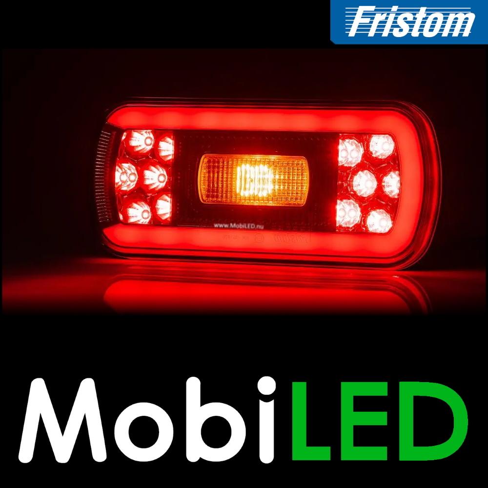 Fristom Neon achterlicht 4 functies (mist) bajonet