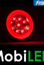 Fristom Neon look rond achterlicht en mistlicht kabel