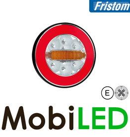 Fristom Neon look rond feu arrière 3 fonctions baïonnette