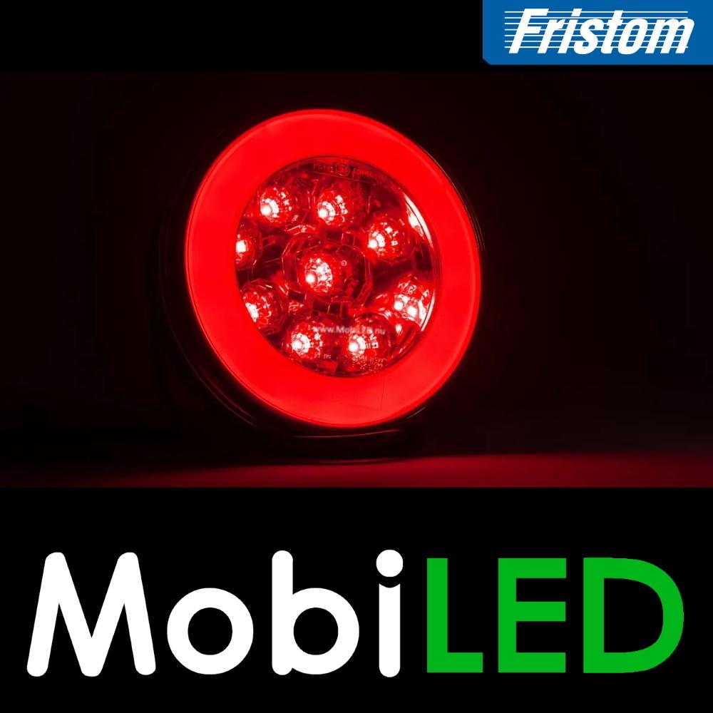 Fristom SET 6 ronde achterlichten 5 functies