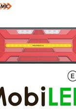 Dynamique NEON feu arrière 5 fonctions gauche E-mark marqueur latéral