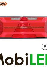 Dynamique NEON feu arrière 5 fonctions droite E-mark