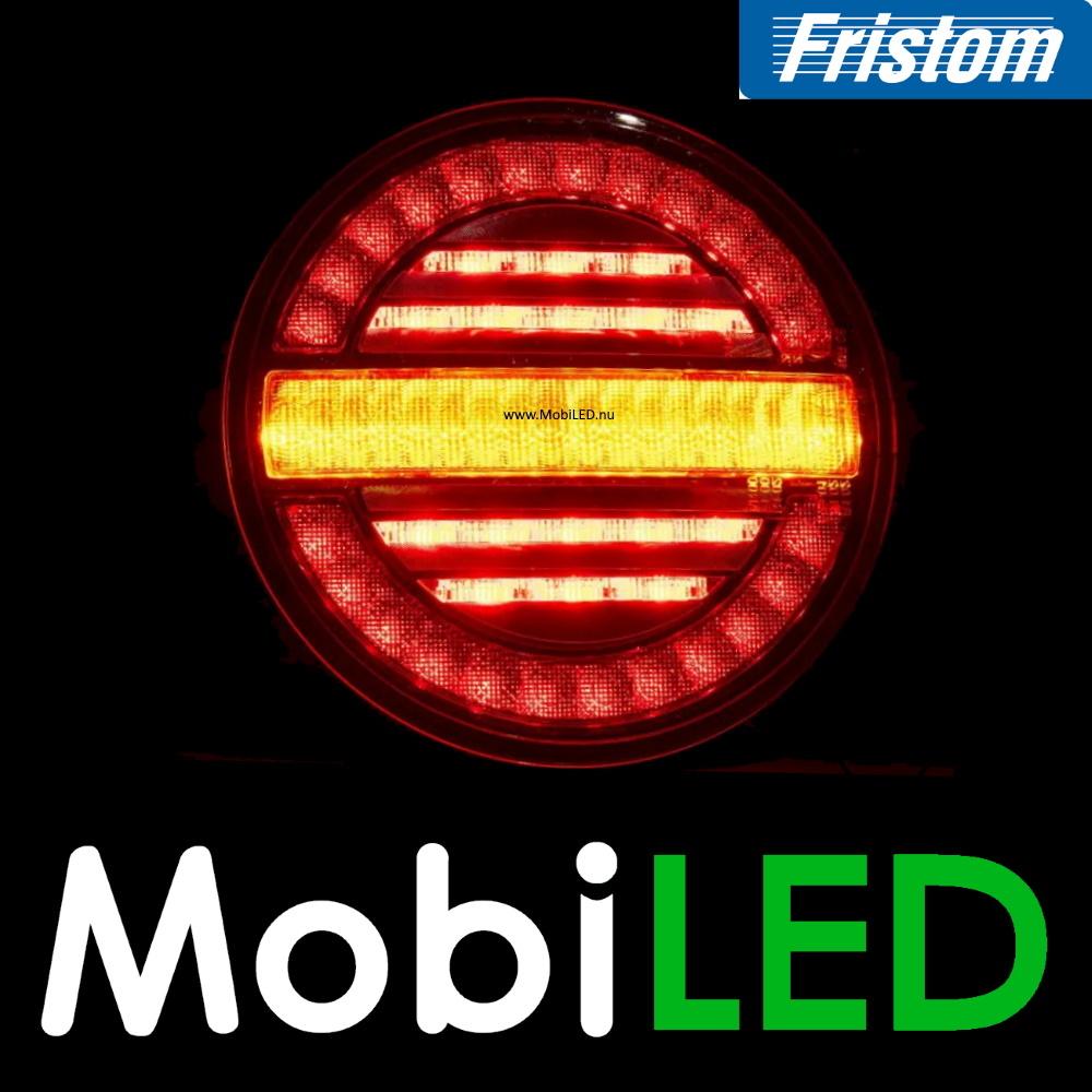 Fristom Achterlicht, remlicht en dynamische richtingaanwijzer ft-213 universeel E-keur