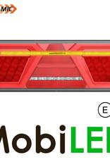 Dynamique NEON feu arrière 5 fonctions droite E-mark marqueur latéral