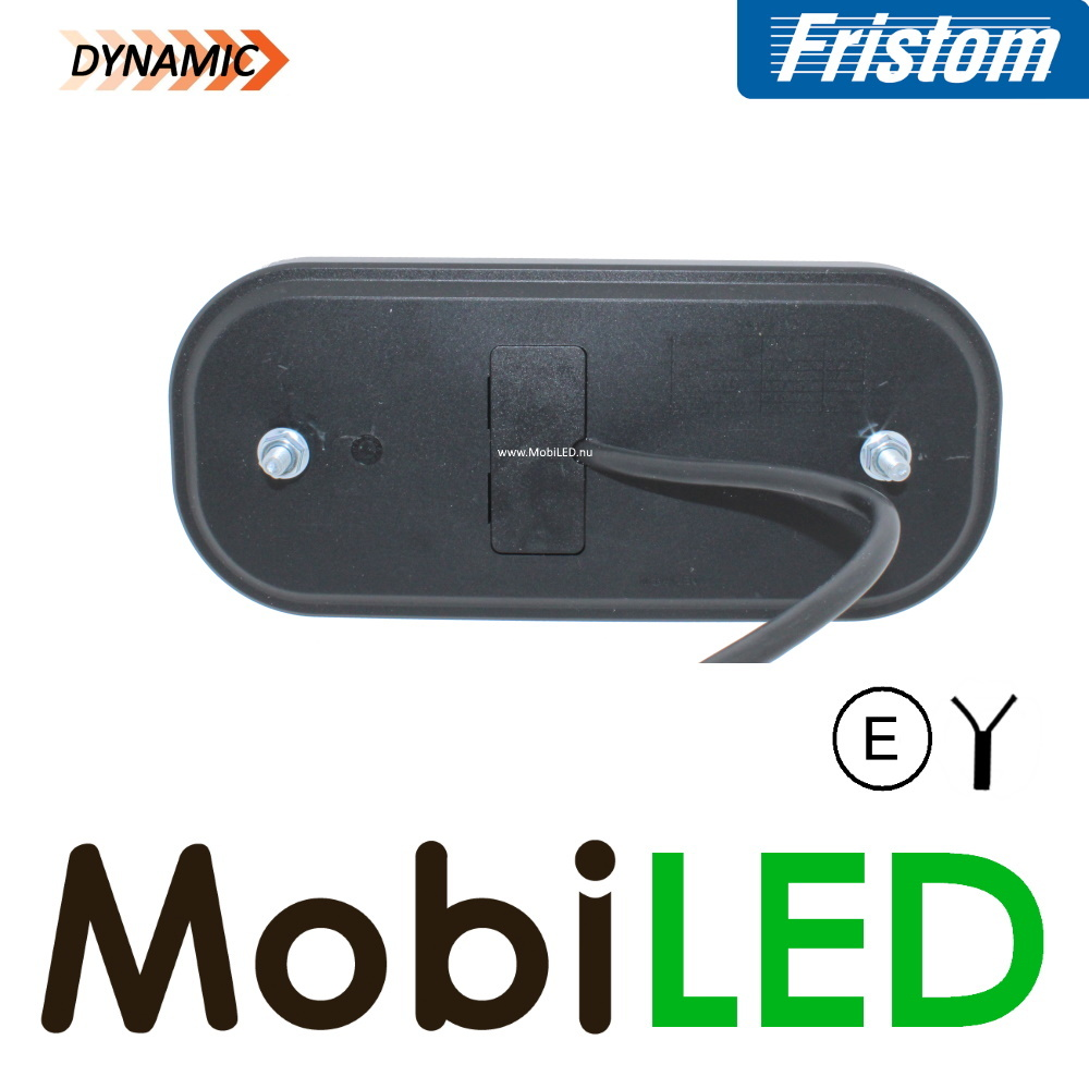 Fristom Feu arrière 4 fonctions (recul) plaque d'immatriculation câble FT-230 E-mark