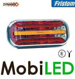 Fristom Achterlicht 4 functies (mist) kabel