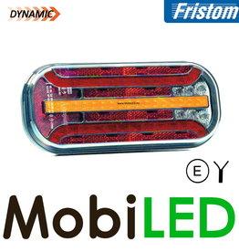 Fristom Feu arrière 4 fonctions (brouillard) câble