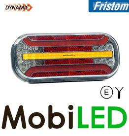 Fristom Achterlicht 4 functies (achteruit) kabel