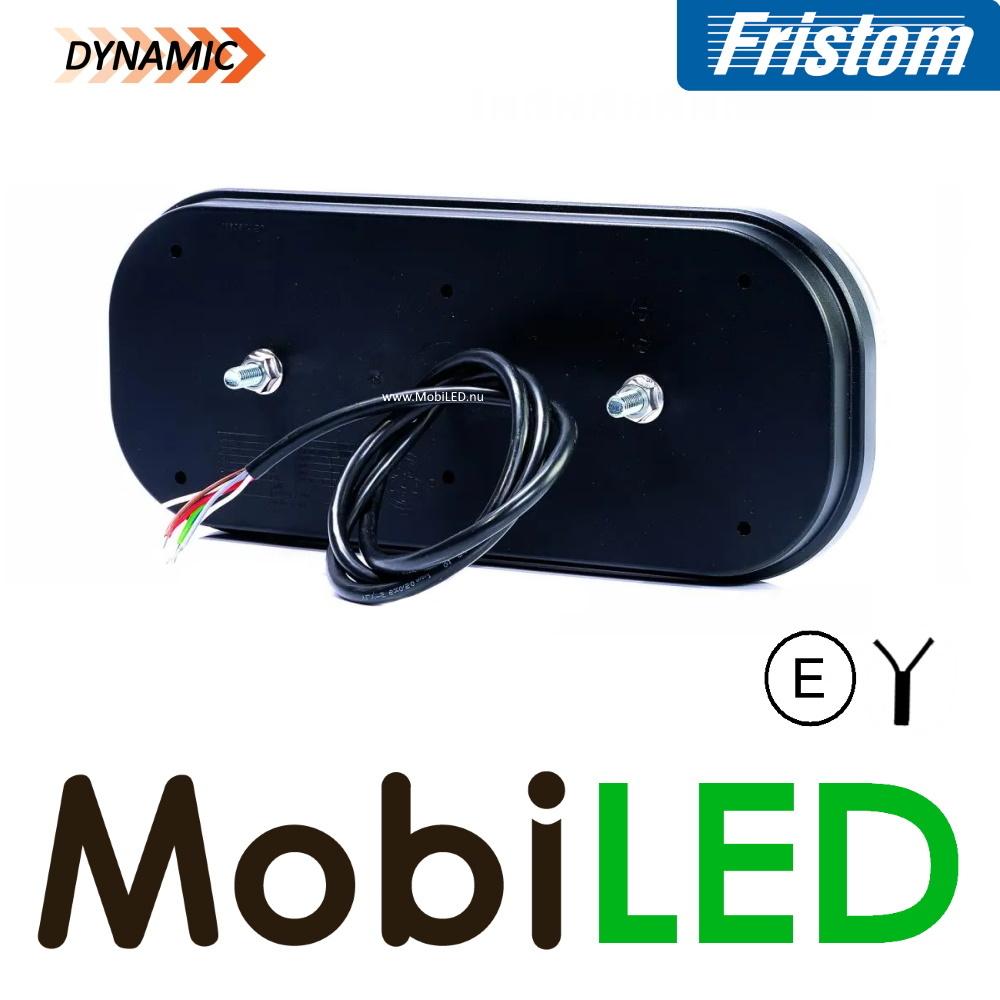Fristom Achterlicht 5 functies  links kabel