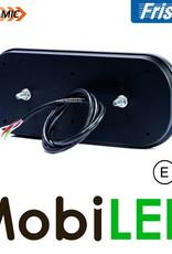 Fristom Achterlicht 5 functies driehoek reflector rechts kabel