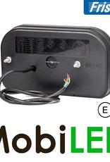 Fristom Achterlicht 4 functies (achteruit) kenteken rechts kabel