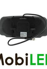 Achteruitrij camera set voor spiegel, monitor en camera bedraad