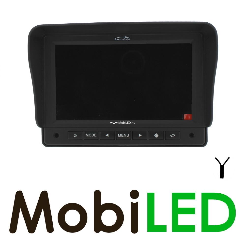 Monitor bedraad voor CA004