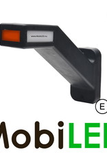 WAS Pendellamp Schuin model Links E-keur