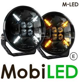 M-LED M-LED Cruiser 9 inch dual colour 120watt