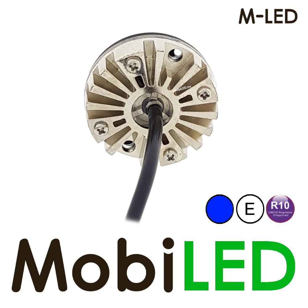 M-LED Blauwe Undercover inbouw/opbouw  Flitser