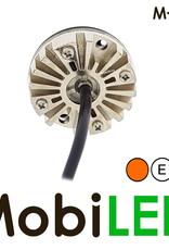 M-LED Amber Undercover inbouw/opbouw  Flitser