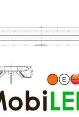 Razor 1540 R65 E-keur klasse2 flitsbalk