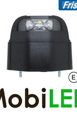 Fristom Kentekenverlichting hoog E-keur 12-24 volt