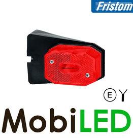 Fristom Fristom marqueurs latéraux bloc rouge support d'angle